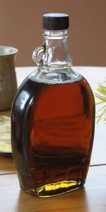 Dieta do xarope de seiva de ácer ou bordo